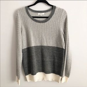 Madewell | Color Block Sweater